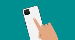 كيفية تفعيل ميزة النقر على الجزء الخلفي في هواتف أندرويد