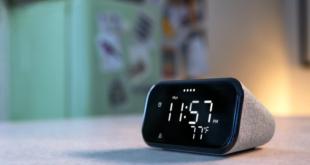 لينوفو تعلن عن المنبه الذكي Smart Clock Essential