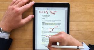 5 تطبيقات لإنشاء التعليقات التوضيحية عند قراءة ملفات PDF في آيباد