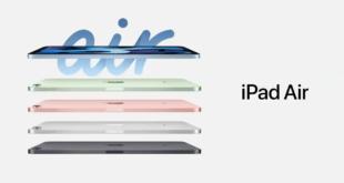 تشكيلة آبل اللوحية أصبحت أكثر فوضى مع iPad Air