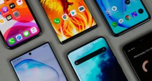 تقرير شحنات الهواتف الذكية ستنخفض 10.7% في 2020