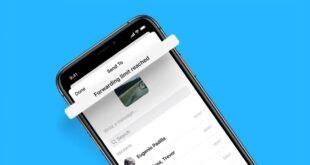 فيس بوك تضع قيودًا على خاصية إعادة التوجيه في تطبيقها ماسنجر