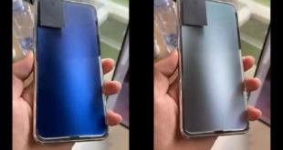 فيفو تعمل على هاتف قادر على تغيير لونه بضغطة زر