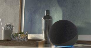 مكبر الصوت الذكي Amazon Echo يحصل على تصميم كروي جديد