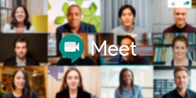 Google Meet تحد الاجتماعات بـ 60 دقيقة