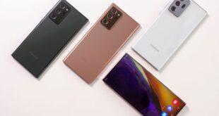 التحديث الأحدث للهاتف Galaxy Note 20 Ultra يهدف لتحسين عمر البطارية