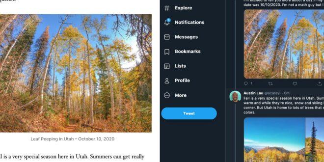 ميزة من وورد بريس تحول التدوينات إلى تغريدات