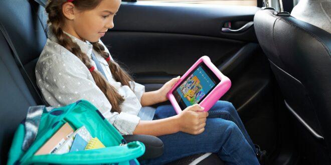4 من أبرز الأجهزة اللوحية المناسبة للأطفال في 2020