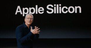 آبل قد تطرح أول جهاز ماك بمعالج Apple silicon قريبًا تشير الأنباء إلى أنشركةآبل تستعد لعقد حدث خاص خلال شهر نوفمبر للإعلان عن أول أجهزة ماكنتوش العاملة بمعالج (Apple silicon).