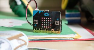 حاسب micro:bit المصغر يحصل على تحديث جديد