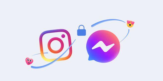 فيسبوك تطلق ميزات جديدة للتراسل في مسنجر وإنستاجرام