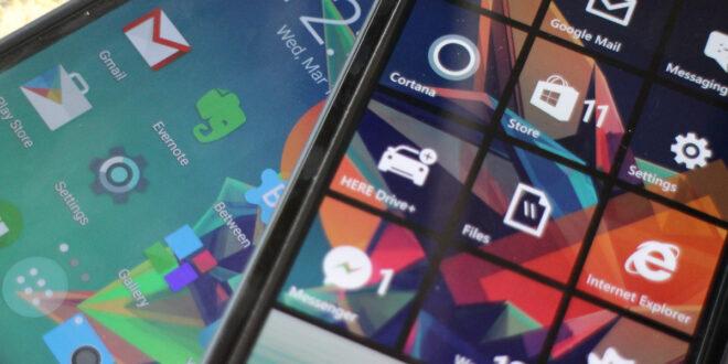 مايكروسوفت تريد جلب تطبيقات أندرويد إلى ويندوز