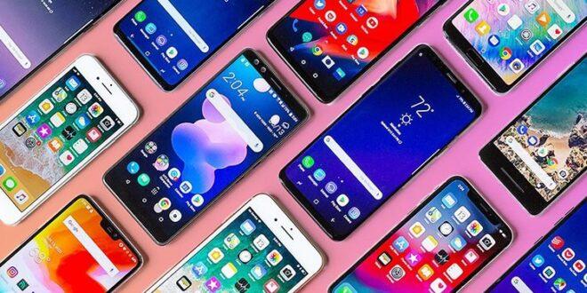 انخفاض مبيعات الهواتف الذكية في الربع الثالث