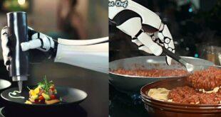 سوني تطلق مشروعًا للطهي باستخدام الذكاء الاصطناعي