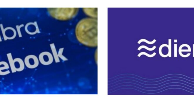 """فيس بوك تُغيّر اسم عملتها الرقمية المشفرة من """"ليبرا"""" إلى """"Diem""""!"""