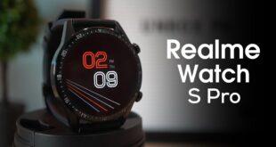 للرياضيين.. ساعة ذكية جديدة من ريلمي بدقة وضوح فائقة