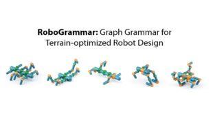 RoboGrammar .. نظام لاختيار الشكل المناسب للروبوت