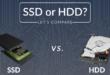 تعرف الى الفرق بين محركات الأقراص الصلبة و SSD