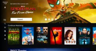 خدمة البث Bravia Core توفر دقة تقارب بدقة 4 K Blu-ray