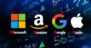 شركات التكنولوجيا أضافت 3.4 تريليون دولار في 2020