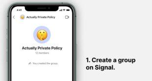 كيف يمكنك نقل محادثات مجموعات الواتس اب الى تطبيق signal
