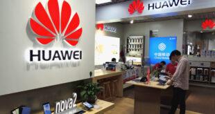 هواوي تفتتح متجرها الأكبر خارج الصين في الرياض
