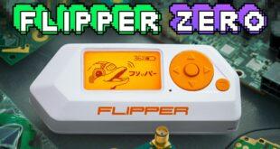Flipper Zero يحول القرصنة إلى لعبة حيوانات رقمية