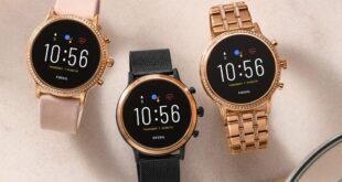 Fossil تعلن عن ساعتها الذكية Gen 5 LTE