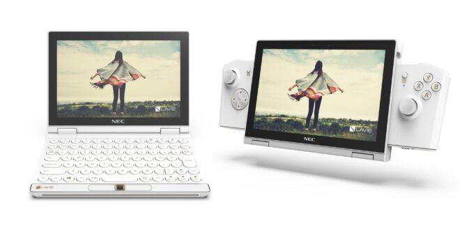 Lavie Mini .. حاسب محمول يعمل بصفته منصة للألعاب