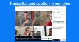 Otter تتيح لك التدوين الكتابي لمكالمات Google Meet
