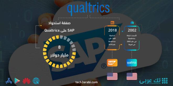 تعرف على صفقة استحواذ SAP على Qualtrics