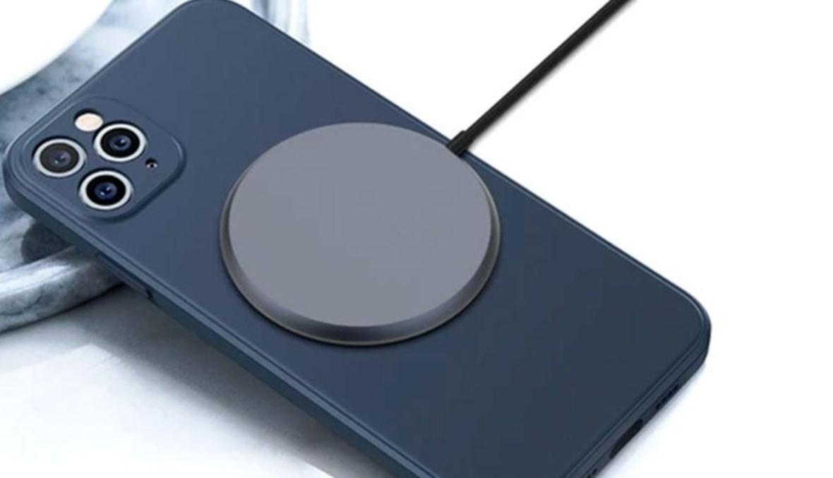 آبل تطور حزمة بطارية مغناطيسية لجهاز آيفون