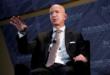 جيف بيزوس يتعزم ترك منصبه الرئيس التنفيذي لشركة أمازون