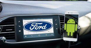 """""""غوغل"""" تعلن عن شراكة طويلة الأمد مع """"فورد"""" لإنتاج سيارات متصلة بالإنترنت"""