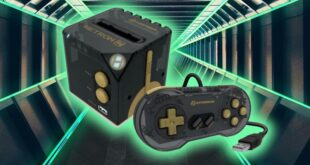 RetroN Sq .. منصة لتشغيل ألعاب Game Boy عبر التلفاز