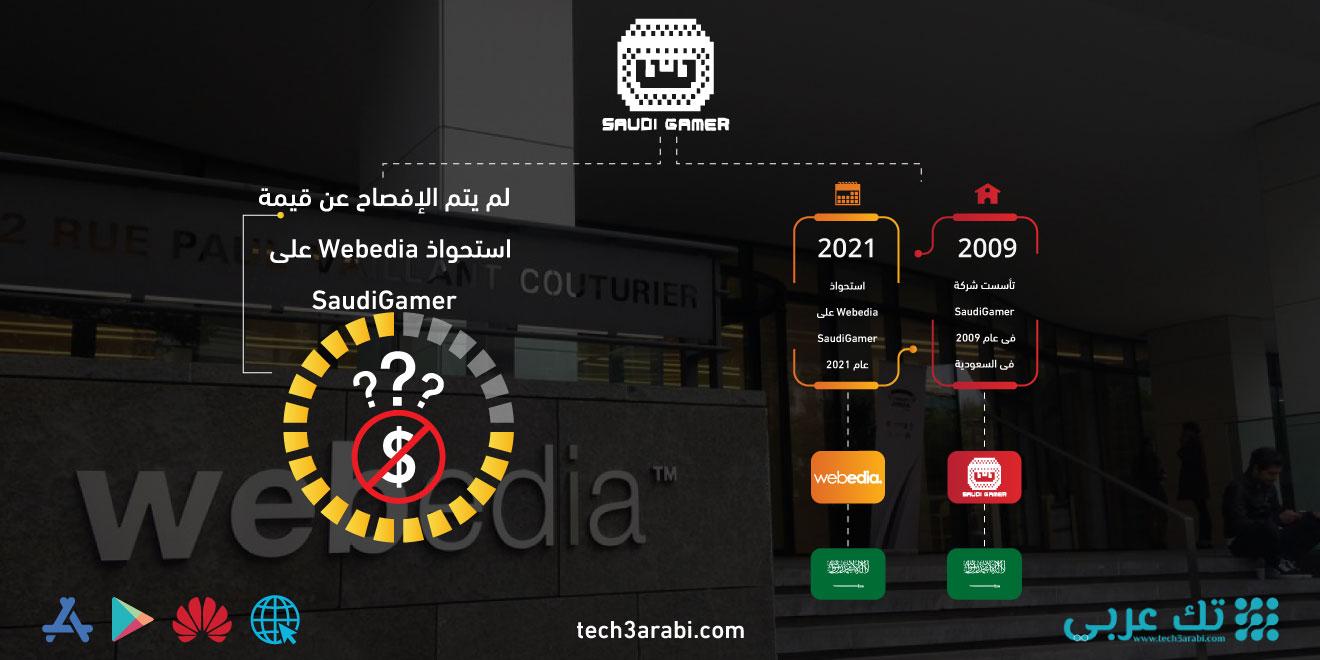 تعرف على صفقة استحواذ Webedia على SaudiGamer
