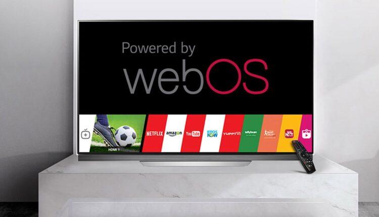 webOS لم يعد مقصورًا على تلفزيونات إل جي