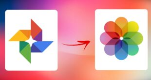 آبل تتيح لك نقل صور iCloud إلى Google Photos