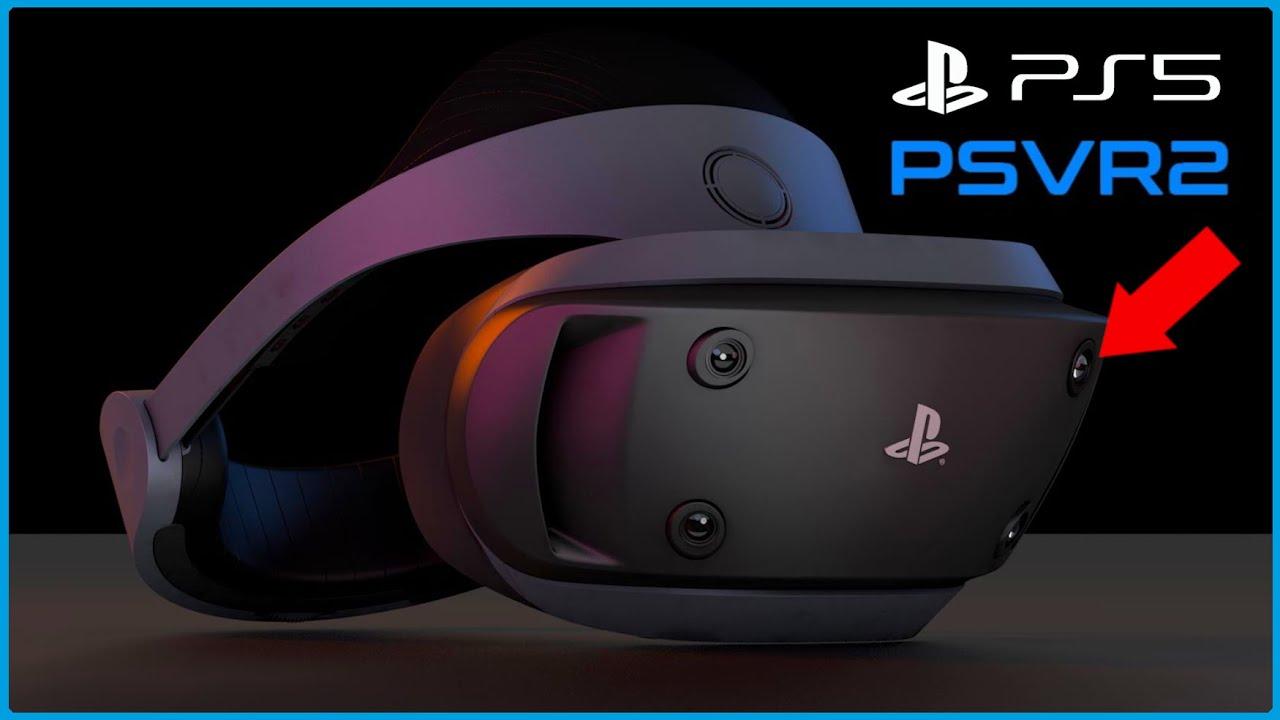 سوني تعلن عن PSVR 2 القادمة مع المشغلات التكيفية