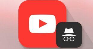 كيفية تفعيل وضع التصفح الخفي في تطبيق يوتيوب ؟