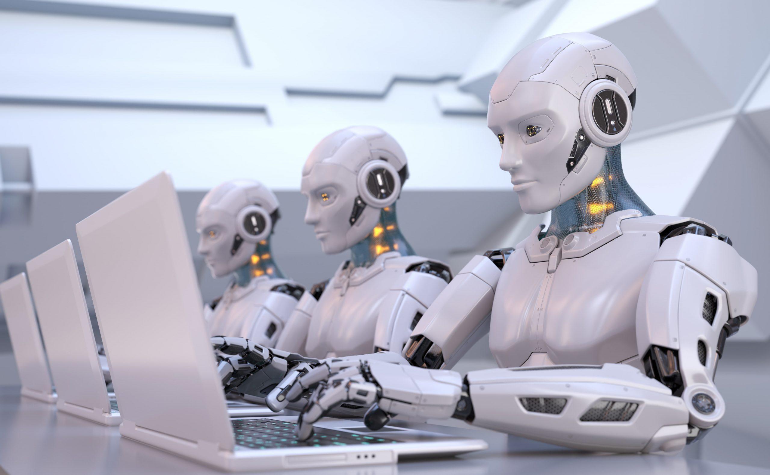 كيف تتوسع في عملك باستخدام الروبوتات؟