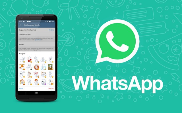 كيف تنقل الستيكرز المفضلة من واتساب إلى تلغرام؟