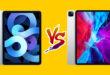 مقارنة بين جهازي iPad Air 2020 و iPad Pro.. أيهما أفضل لك؟