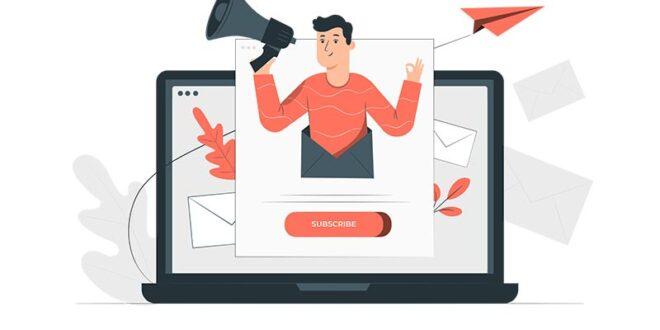 3 استراتيجيات لتنمية قائمة البريد الإلكتروني