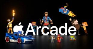 آبل تضيف أكثر من 30 لعبة إلى Arcade