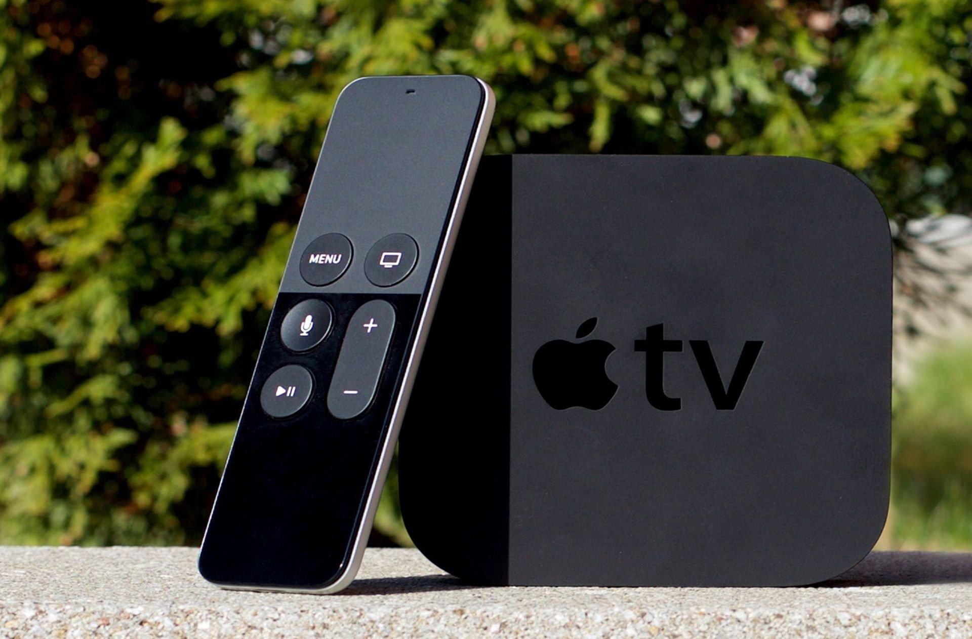 آبل تطور جهاز Apple TV مزودًا بكاميرا ومكبر صوت