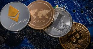 القيمة السوقية للعملات المشفرة تبلغ 2 تريليون دولار