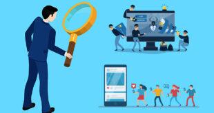 تنمية الأعمال4 طرق ذكية لاستخدام مواقع التواصل الاجتماعي