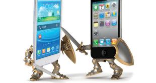 سامسونج تستعيد صدارة الهواتف الذكية من آبل