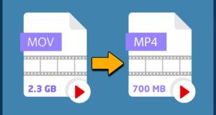 طرق مجانية لتصغير حجم الفيديو